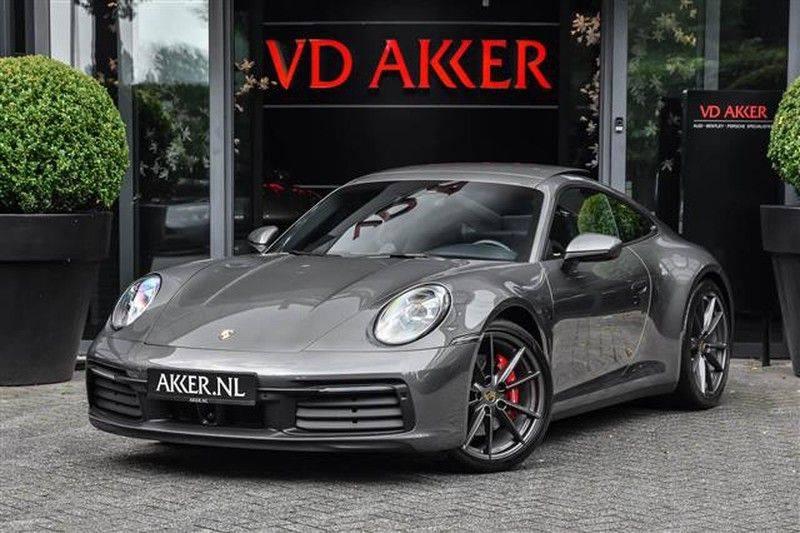Porsche 911 4S LIFT+SPORT CHRONO+4WSTURING+SCH.DAK NP.212K afbeelding 1