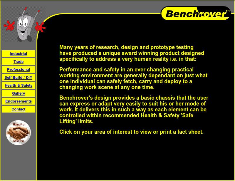 Benchrover