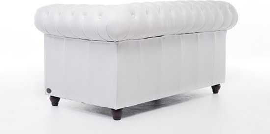 The Original Chesterfield Brighton 2zitsbank Zetel Salon Modern Zwart 9200000035366449_2 56 cm