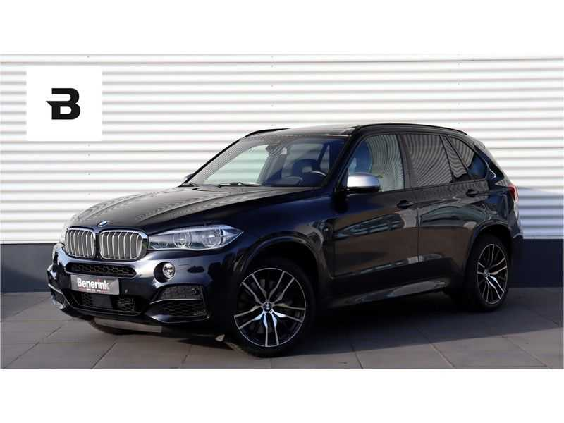 BMW X5 M50d High Executive, 7 pers, Harman/Kardon, Head-Up Display afbeelding 25