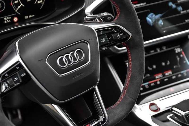 Audi RS6 DYNAMIC PLUS+DESIGNPAKKET+SP.ONDERSTEL NP.238K afbeelding 25