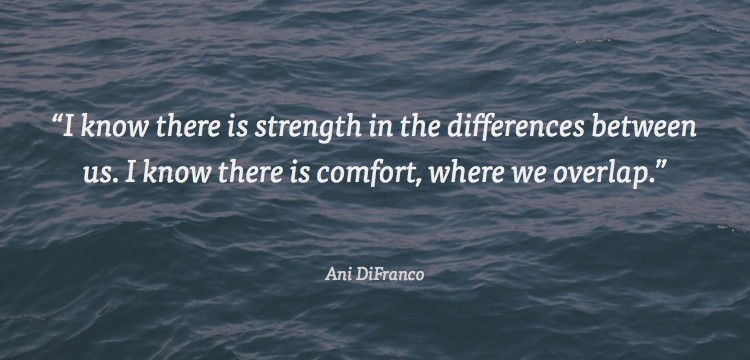 strength in our differences