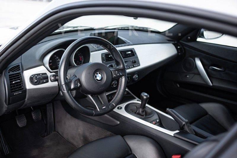 BMW Z4M Coupé 3.2 // Mint condition // Z4M afbeelding 11