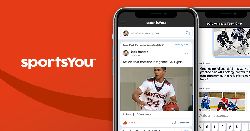 Get the sportsYou App