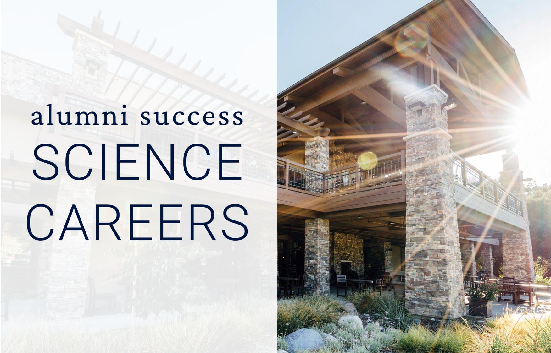 Career Success for Science Alumni