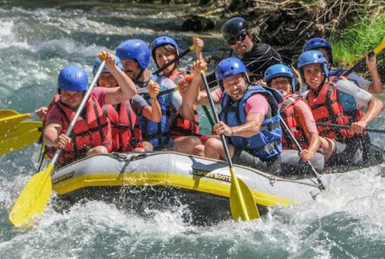 Taupo Rafting
