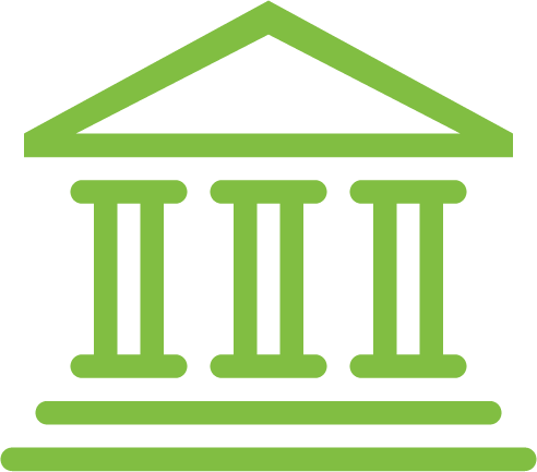 green bank icon