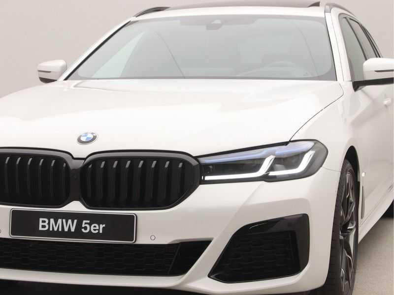 BMW 5 Serie Touring 530i Launch Edition M-Sport Automaat afbeelding 21