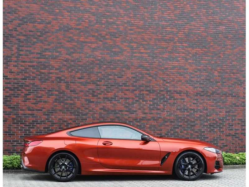 BMW 8 Serie M850i xDrive *Carbon*Soft-Close*Head-Up* afbeelding 17