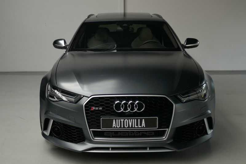 Audi A6 Avant 4.0 TFSI RS6 quattro Pro Line Plus Keramisch - Panodak afbeelding 3