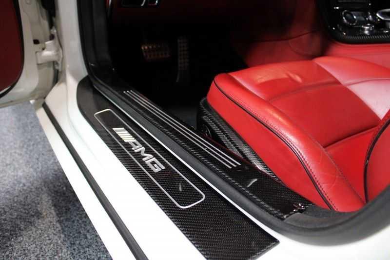Mercedes-Benz SLS Roadster 6.3 AMG Carbon pakket! afbeelding 13