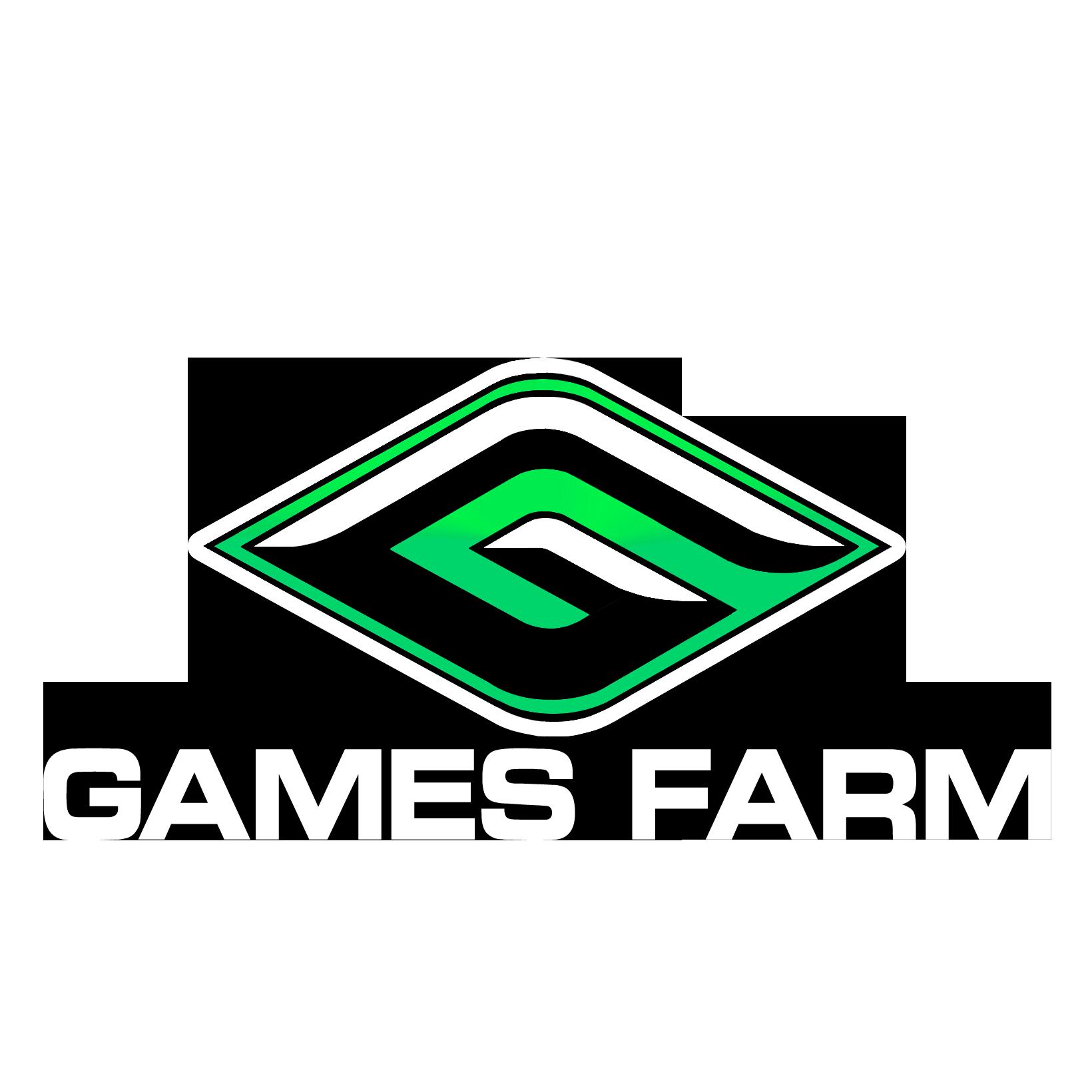 Logo spoločnosti Games Farm