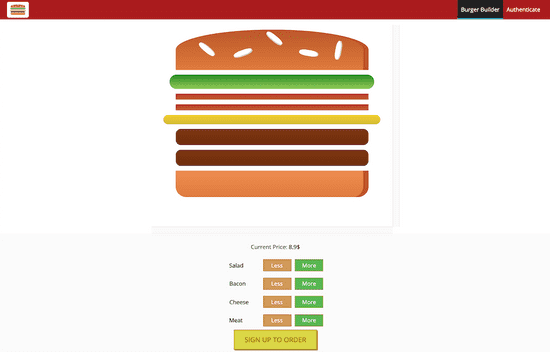 JavaScript, React, Redux, Firebase