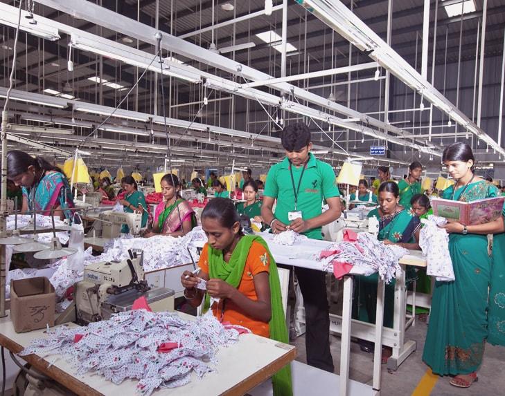 apparel manufacturing workforce