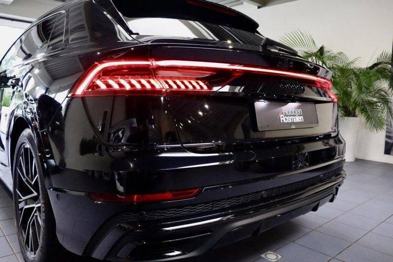 Audi Q8 55 TFSI Quattro Pro Line S High End B&O PANO  VOL BLACK afbeelding 6