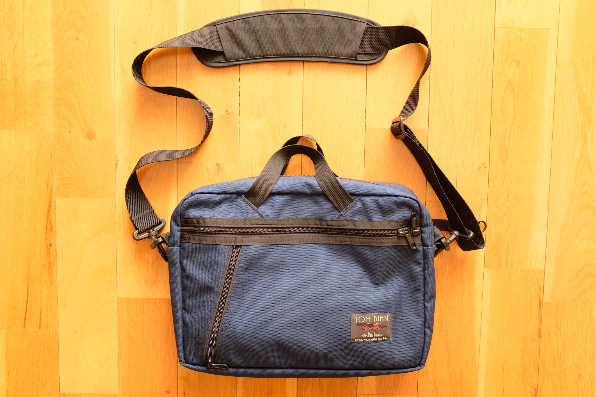 The DLBC with the Standard Shoulder Strap