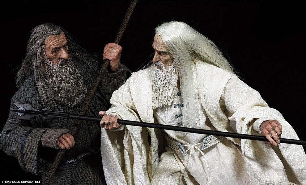 Asmus Toys The Hobbit Saruman (Slim Version) 1/6 Scale Figure