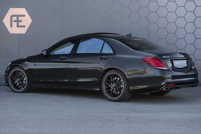 Mercedes-Benz S63 AMG Lang 4-Matic BTW-auto + Magnetite Black + Panoramadak S 63 DISTRONIC Plus + MASSAGE afbeelding 10