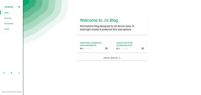 J's Blog