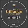 BOC Business Brilliance 2017 logo