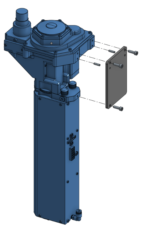 Pulsar™ Mounting Example