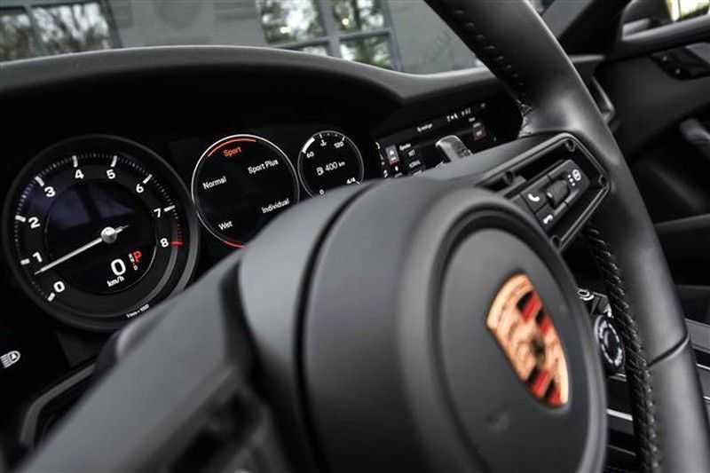 Porsche 911 S CABRIO SPORT CHRONO+SP.UITLAAT+ACC NP.203K afbeelding 6