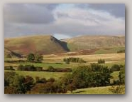 Near the village of Dufton at the foot of the Pennine escarpment  » Click to zoom ->