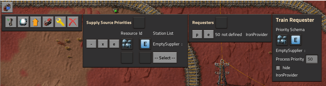 configured provider train requester