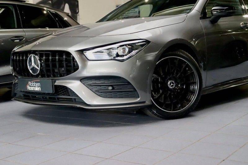Mercedes-Benz CLA-Klasse 220 Premium Plus AMG|NIGHT|PANO|TREKHK Mercedes-Benz CLA-klasse 220 Premium Plus afbeelding 3