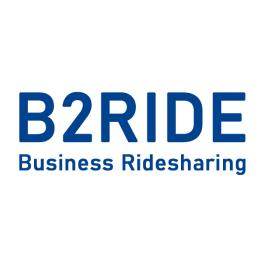 B2RIDE logo
