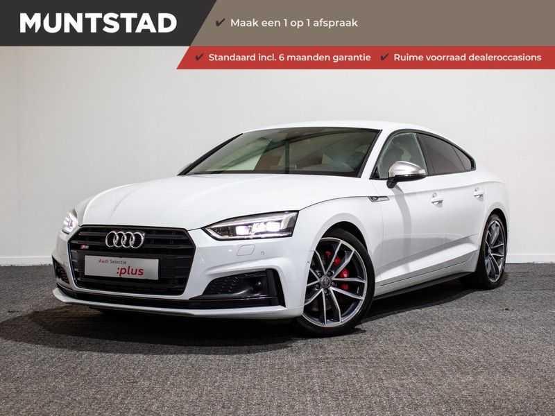 Audi A5 Sportback 3.0 TFSI 354 pk S5 quattro Pro Line Plus | B&O sound | Head-Up Display | Matrix LED | Massagefunctie | afbeelding 25