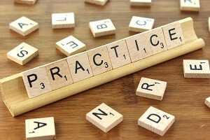 Practice picture