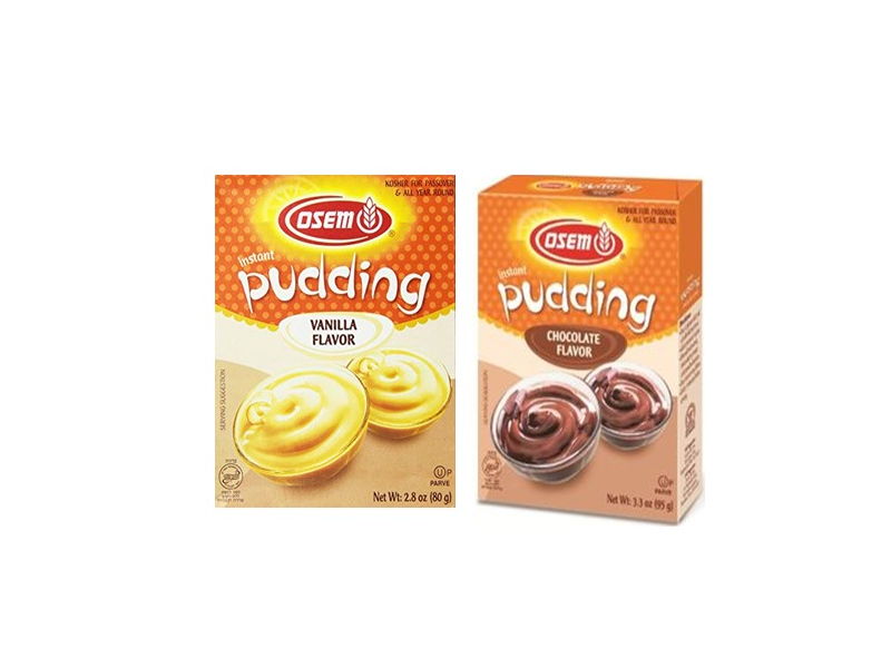 Osem Instant Pudding Packets(80g)