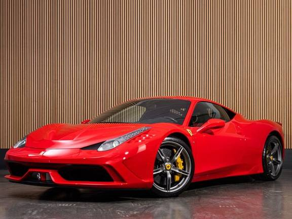 Ferrari 458 4.5 V8 Speciale