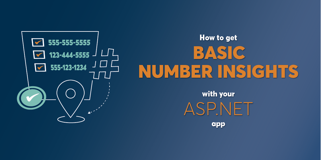 How to Get Basic Number Insights Within an ASP.NET App