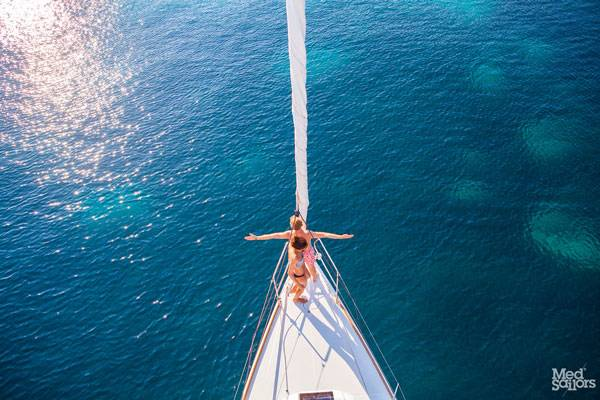 6 Reasons Why Sailing Trips Are The Absolute Best