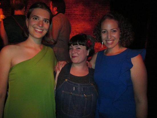 Picture Marissa Skudlarek, Megan Cohen, and Rachel Bublitz.