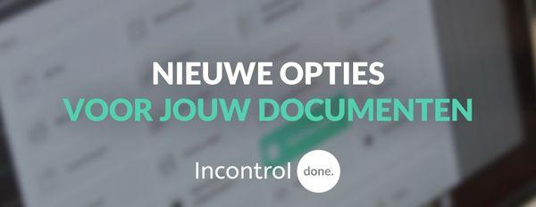 Mooiere documenten na update Form Builder