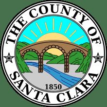 logo of County of Santa Clara