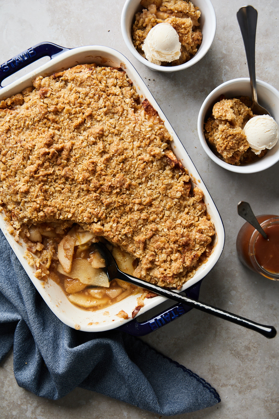 Easy and Delicious Apple Crisp
