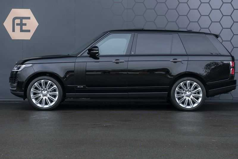 Land Rover Range Rover 5.0 V8 SC LWB Autobiography Rear Seat Entertainment + Head Up + 360 Camera + ACC afbeelding 2
