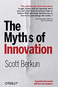 The Myths of Innovation Cover