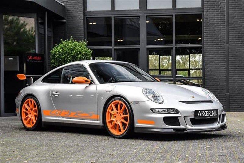 Porsche 911 GT3 RS CARBON SCHAALSTOELEN+ROLKOOI afbeelding 20