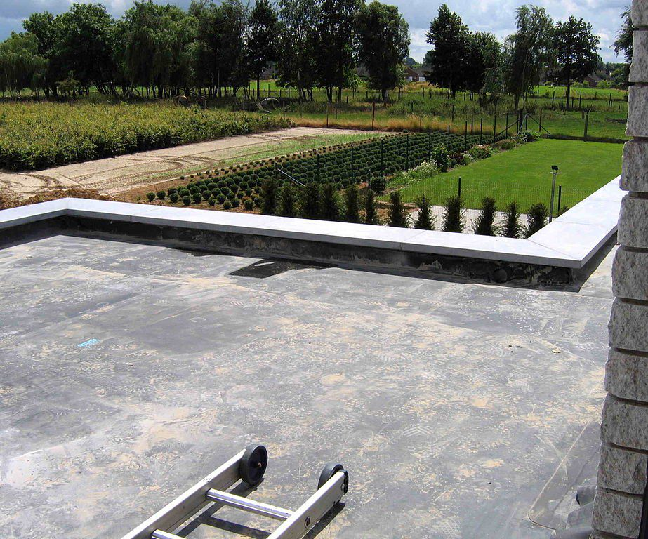 epdm roof surface example