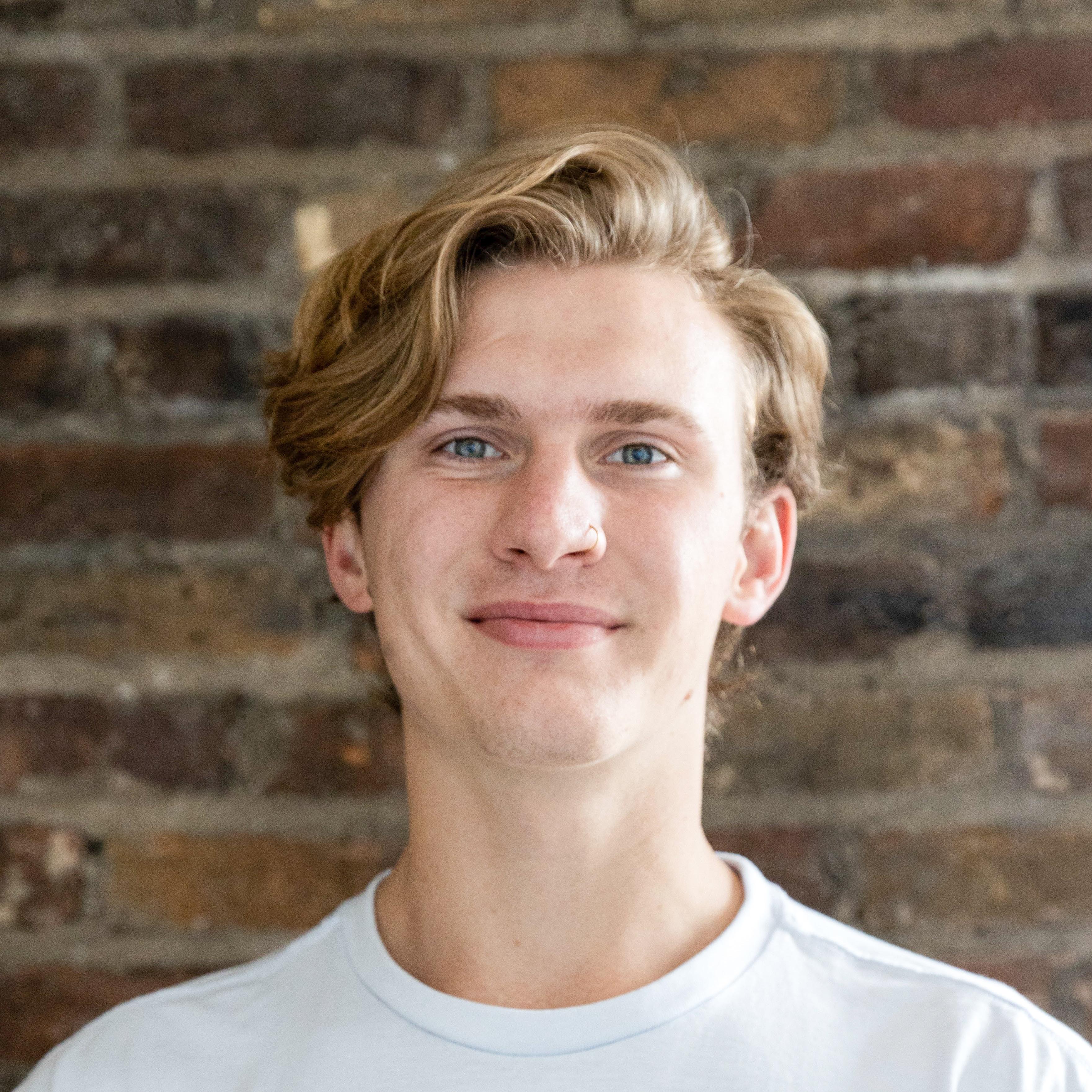 Awesome Inc team member, Noah Wilcox
