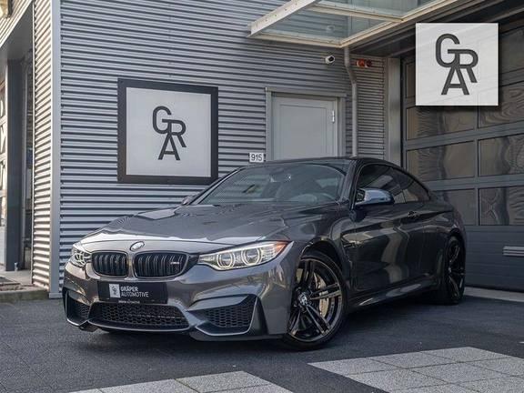 BMW M4-serie Coupé M4
