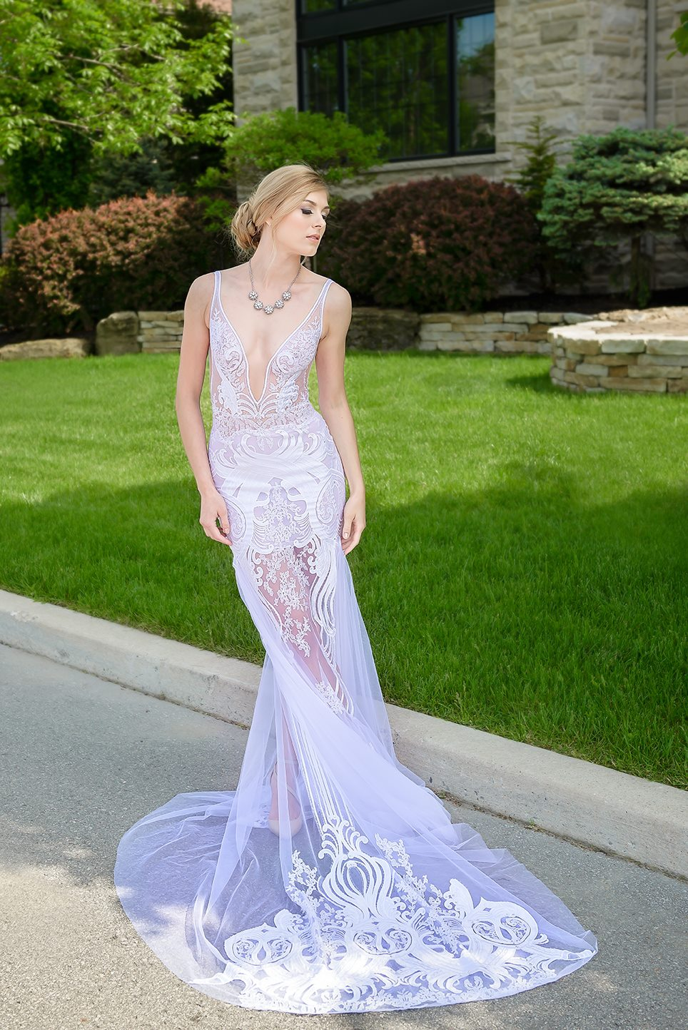 wedding dress custom made montreal haute couture