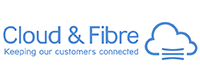 Cloud and Fibre Logo
