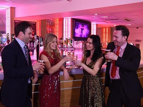 11th December | Two Night Drinks Inclusive* Festive Weekend Break