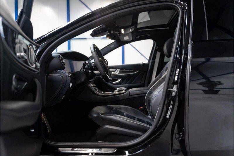 Mercedes-Benz E-Klasse 63 S AMG MB Gar-2jr BTW/Pano/Ceramic/Carbon/Memory/burmester afbeelding 6